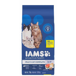 Iams Proactive Health Multi-Cat Complete With Salmon