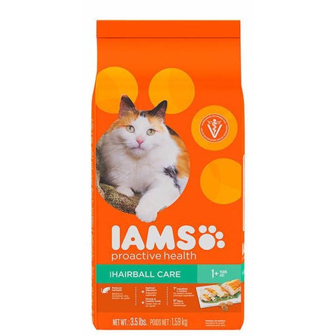Iams Proactive Healthy Adult Hairball Care