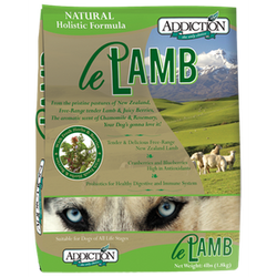 ADDICTION Le- Lamb (Grain Free)
