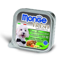 MONGE Fresh Chicken with Vegetable