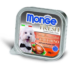 MONGE Fresh Turkey