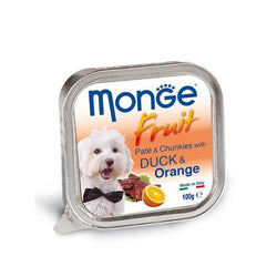 MONGE Fruit Duck & Orange