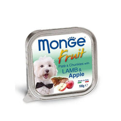 MONGE Fruit Lamb & Apple
