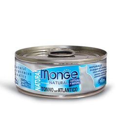 MONGE Natural Atlantic Tuna