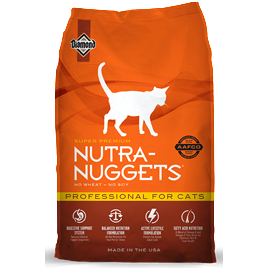 NUTRA NUGGETS Cat Professional Formula