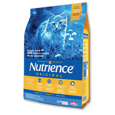 NUTRIENCE Cat Original - Healthy Adult Chicken Meal with Brown Rice Recipe