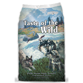 Taste of the Wild Pacific Stream Puppy® Formula with Smoked Salmon