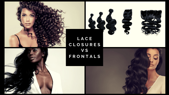 Lace Closure Vs Lace Frontal | BombDotComHair