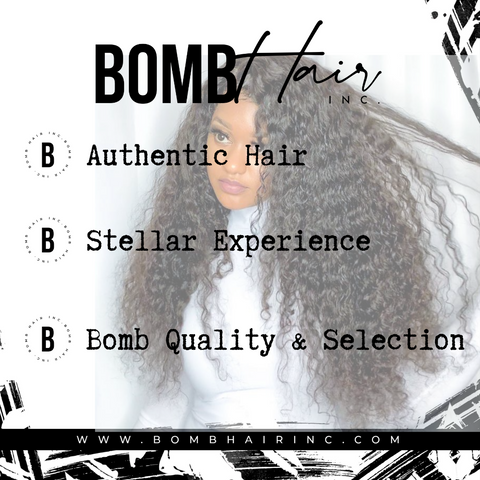 Bomb Afro Kinky hair on sale near me