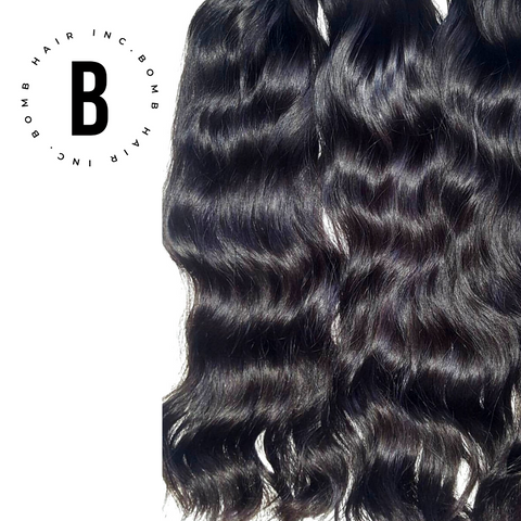 whats the difference between raw and virgin hair