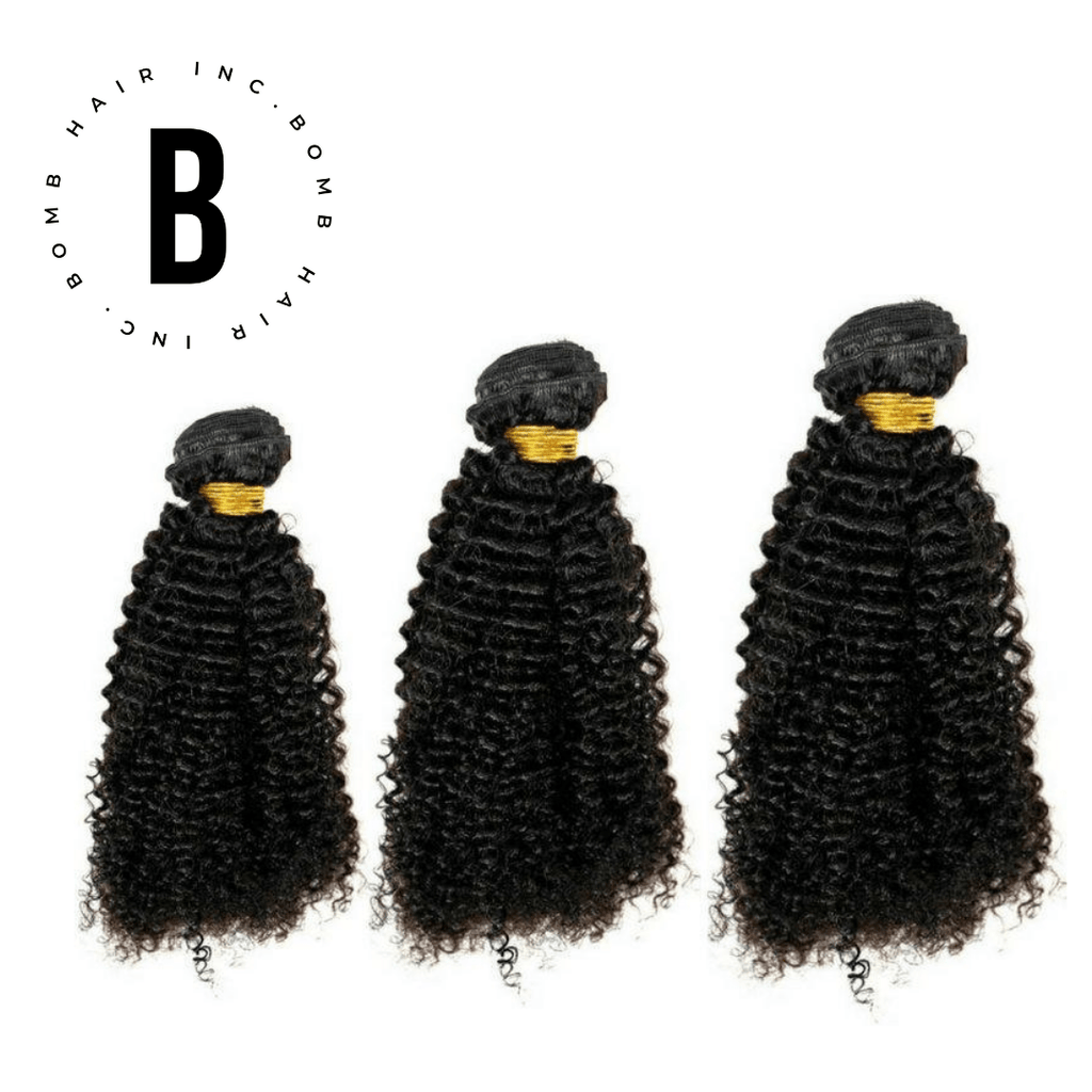 Bomb Afro Kinky Bundle Deals - BombDotComHair