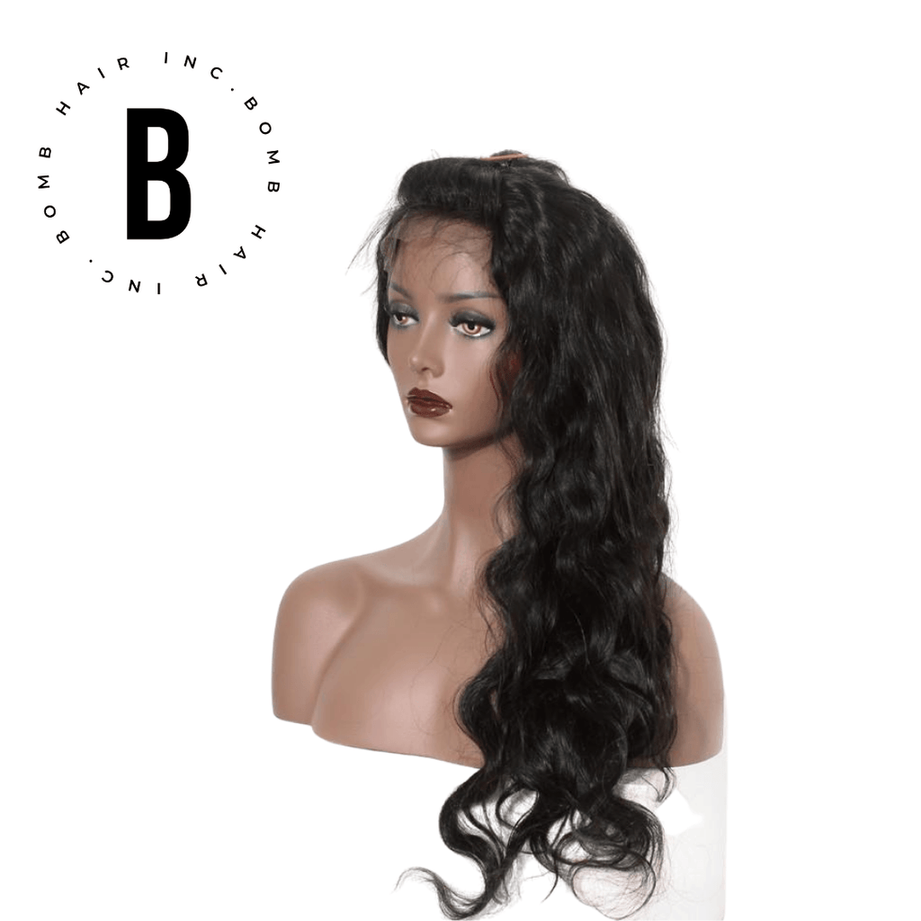 Bomb Body Wave Front Lace Wig - BombDotComHair