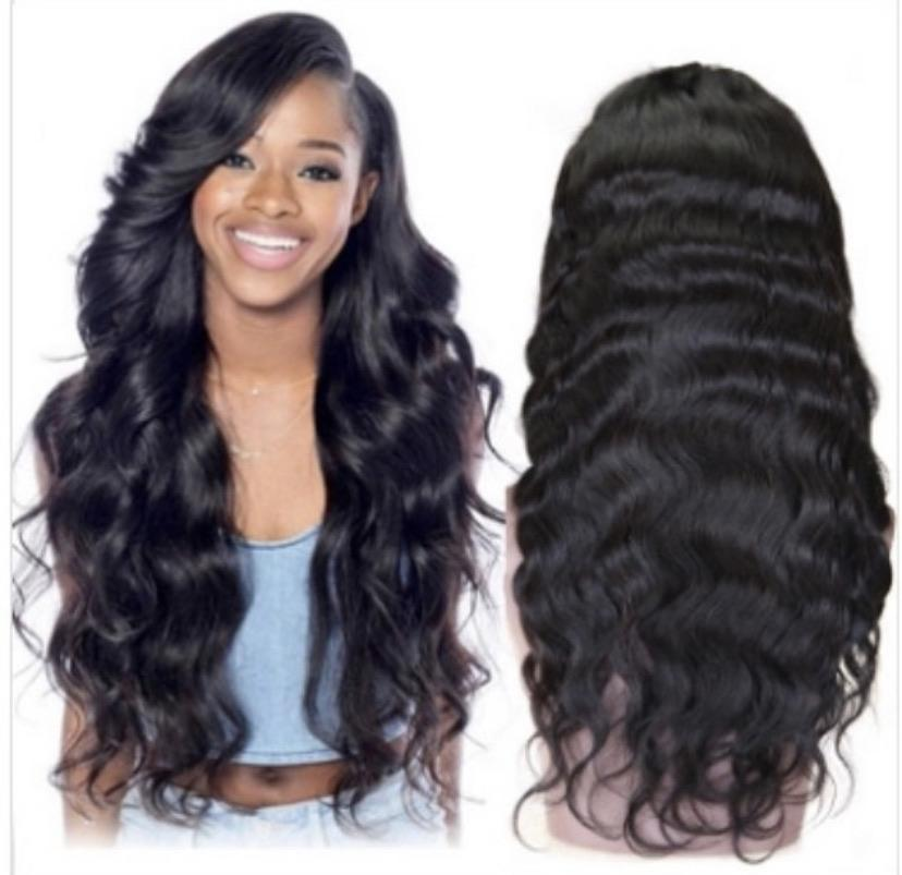Bomb Body Wave HD Lace Frontal - BombDotComHair