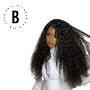 Bomb Deep Wave Lace Front Wig - BombDotComHair