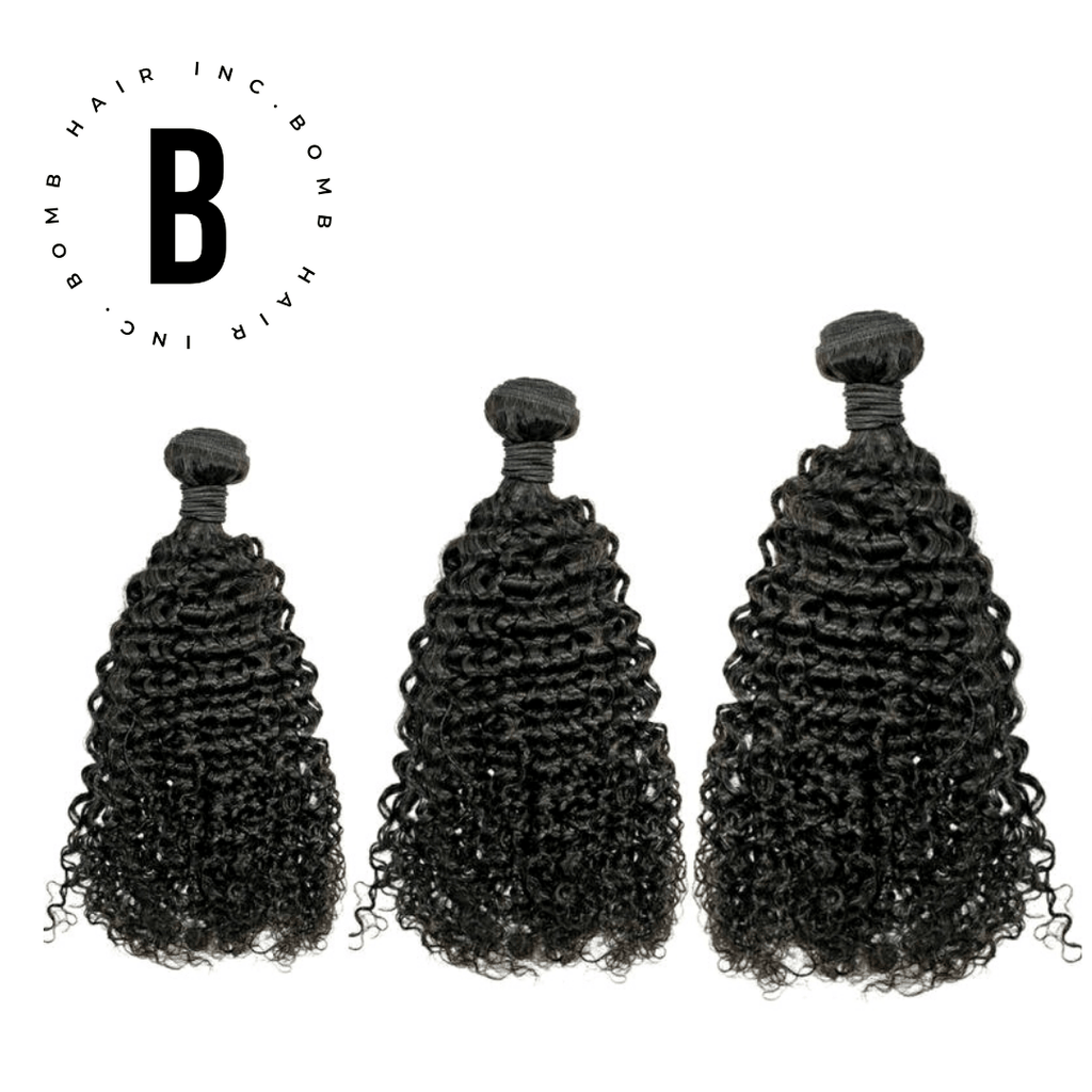 Bomb Kinky Curly Bundle Deals - BombDotComHair