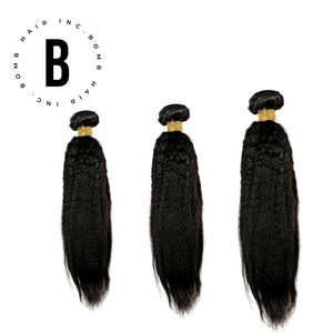 Open image in slideshow, Bomb Kinky Straight Bundle Deals - BombDotComHair