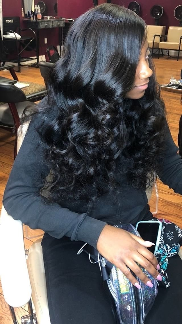 Bomb Loose Wave Frontal - BombDotComHair