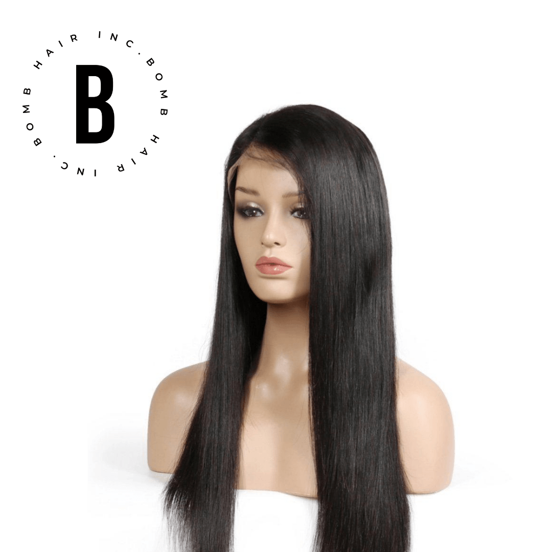 Bomb Straight Full Lace Wig - BombDotComHair