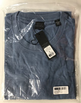 Oxford NY Mens Coronet Blue Crew neck T-Shirt XL, ** Free Shipping **