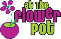 At the Flower Pot