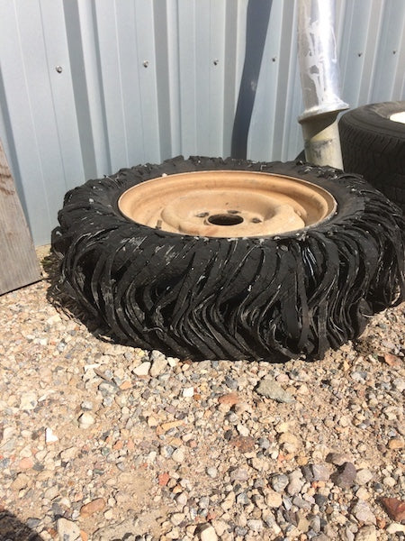 Plaztek Shredded tyre