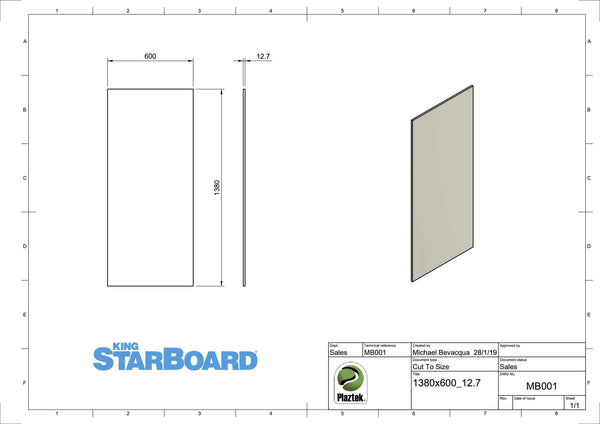 Plaztek stock King Starboard HDPE Marine Sheets for Boat Outfitting ideas