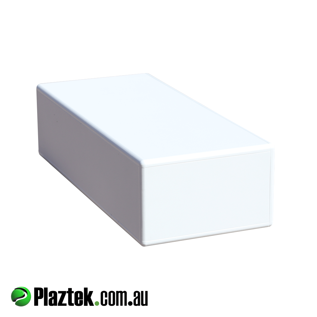 Boat under bait board single drawer back view showing the White/White King StarBoar used to build this Australian made product..