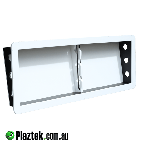 Plaztek Boat Gunnel  Rod Storage holds 3 Rods or poles with a diameter of 22mm