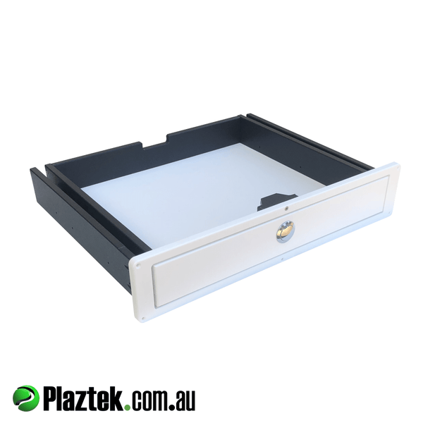 Plaztek Low profile Drawer for your Boat kitchenette or refurb