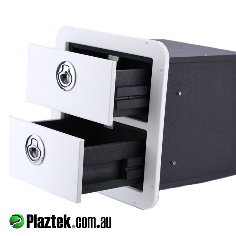 Plaztek Australian Made Custom Boat Drawers