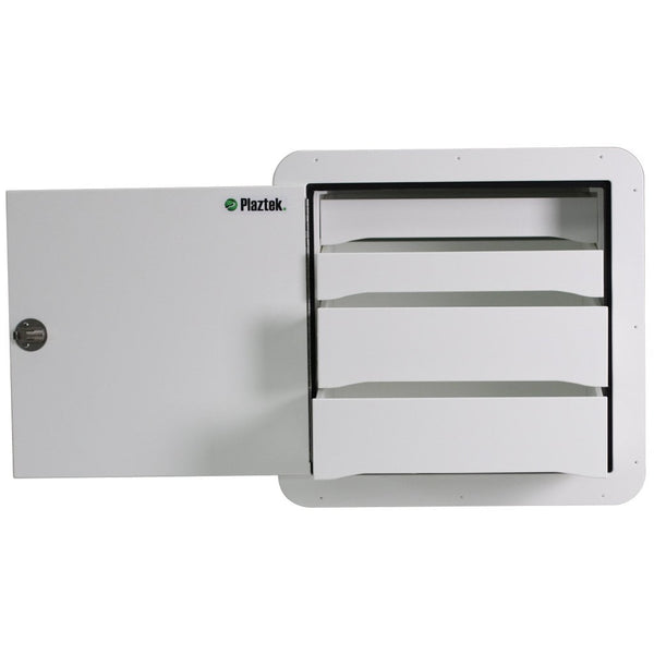 Plaztek Fishing Tackle Storage Drawer Cabinet Front View