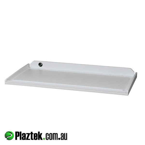 Plaztek Bait Board Table 500wx927L with Fishing Tool Holders and can be customised