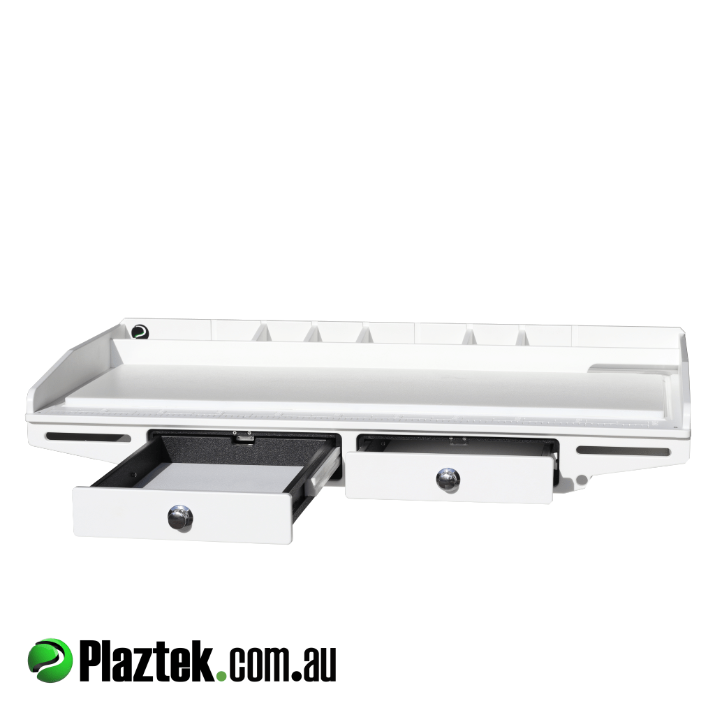 Plaztek. Australian Made Bait Boards, custom to your needs, made from Marine Board