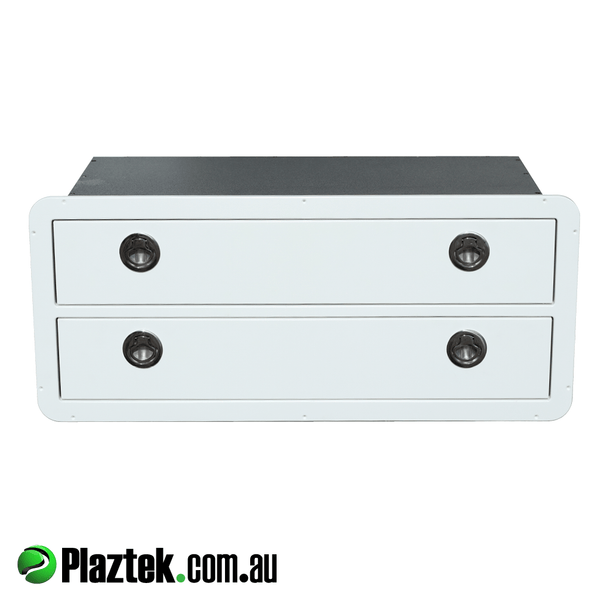 Plaztek Marine Storage Drawers for Boat Outfitting