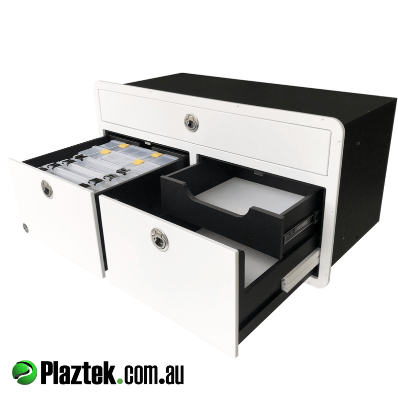 Plaztek Boat Outfitting best Tackle Storage Systems for your Boat