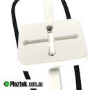 Plaztek Gunnel Storage with option for screw less fixing