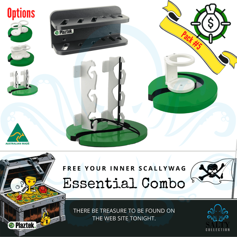Plaztek Essential Combo Deals Pack