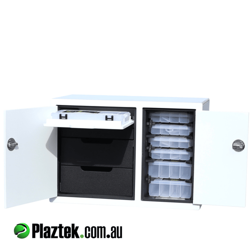 Plaztek Boat Tackle Cabinet Australian Made