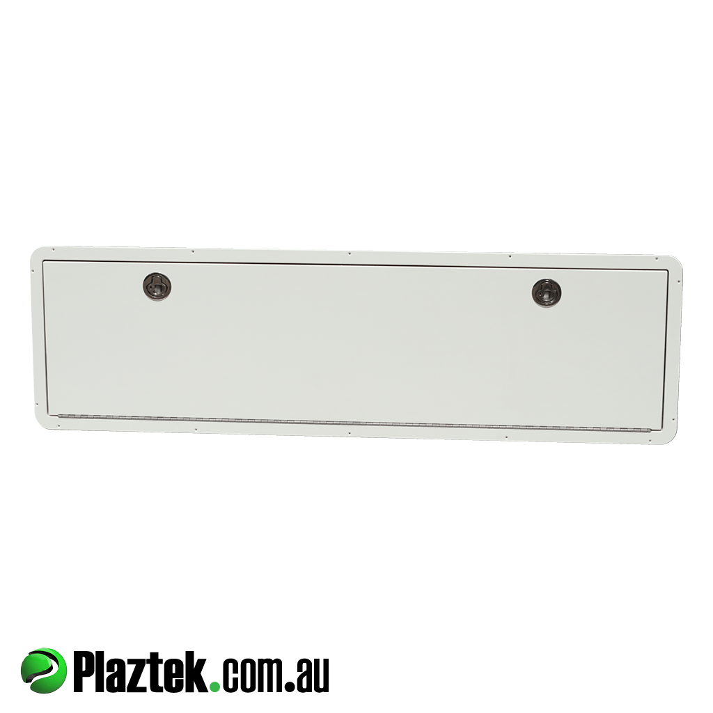 Plaztek Custom Made Gunnel Storage Bins are Australian Made