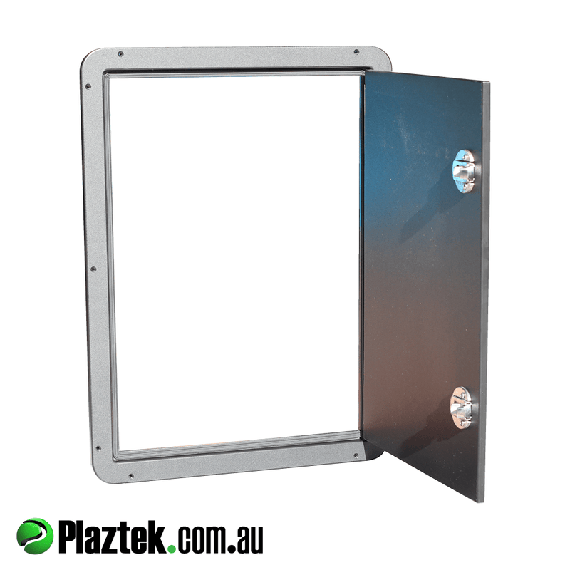 Plaztek Australian Made Custom Boat Hatches for your Boat Outfitting