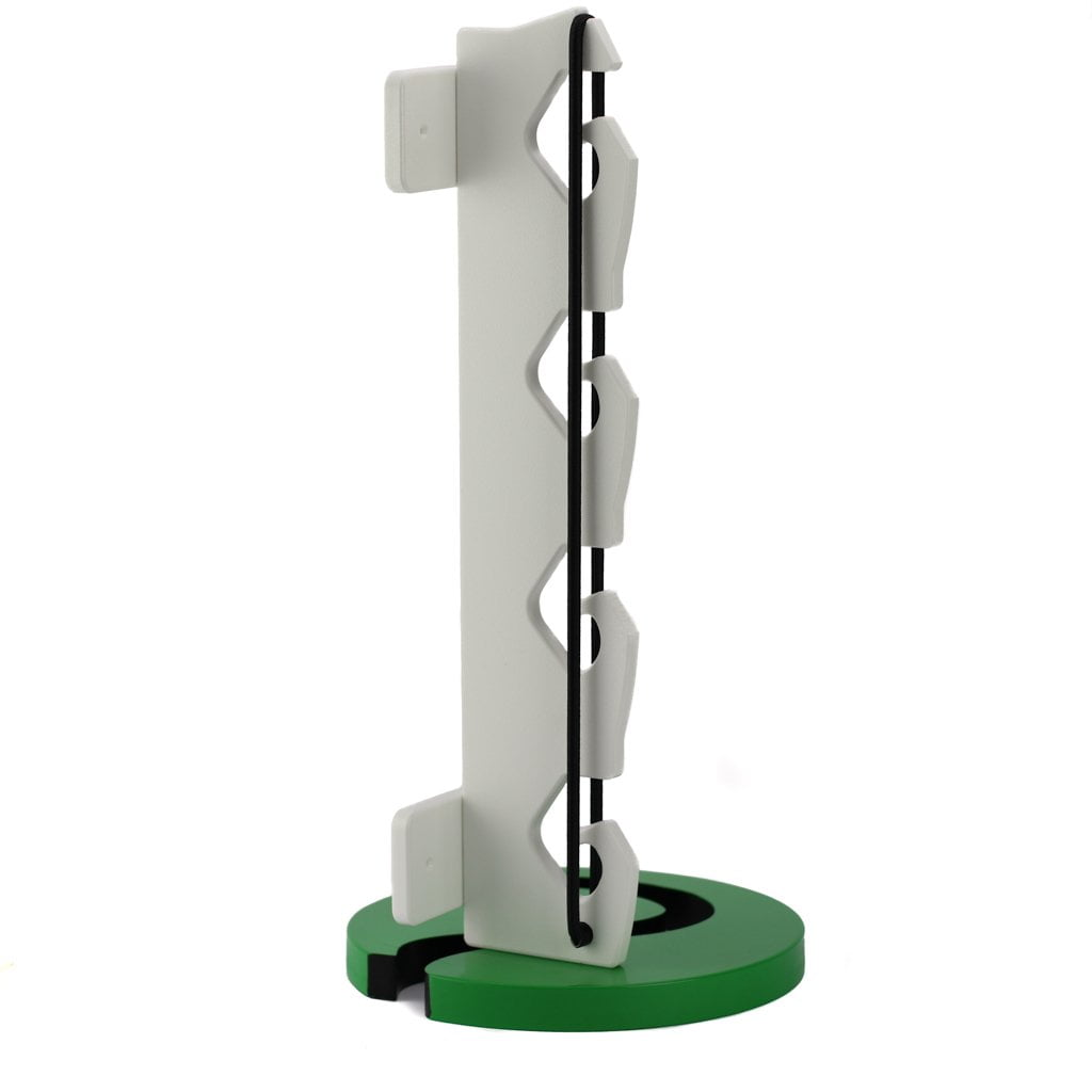 Plaztek Gunnel Mounted Fishing Rod, Gaff and Tag Pole Holder