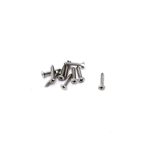 Marine grade 316 Stainless steel screws 19mm 6G
