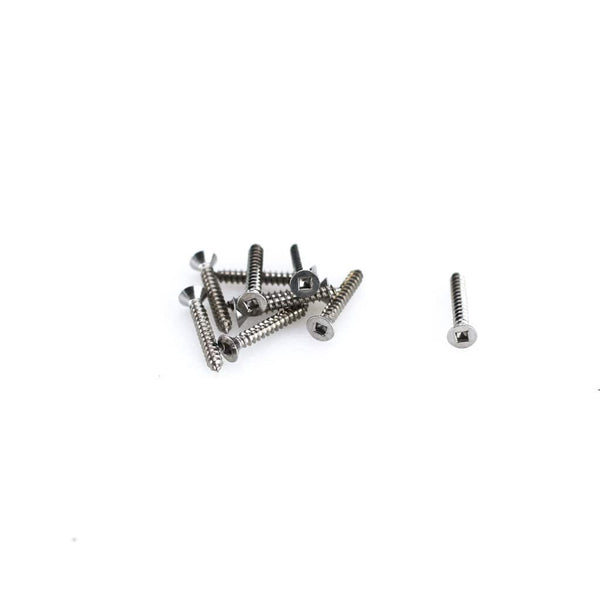 Marine Grade 316 SS Screw 19mm long 4G square drive