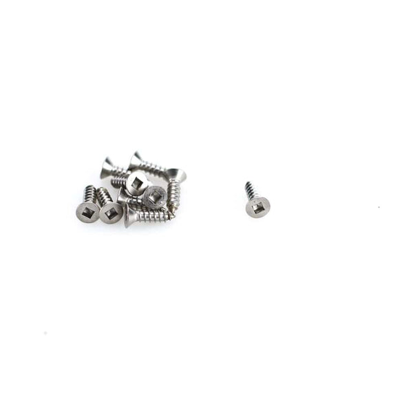 Marine grade 316 Stainless Steel Screws 12.7mm 6G square drive