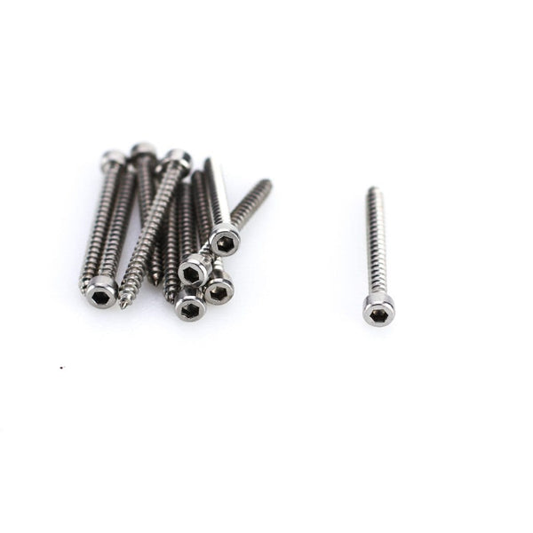 Stainless Steel 316 marine grade socket head screw 40mm long 8G