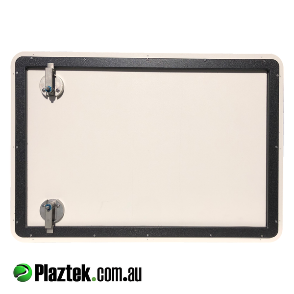 Plaztek Custom Hatches are Australian Made for Boats, Caravans and RVs