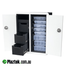 Plaztek Boat Tackle Storage Cabinets Custom made to size