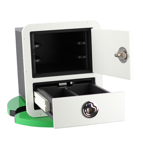 Plaztek Fishing Tackle Storage and Drawer for sinkers, Australian made Boat Outfitting Products