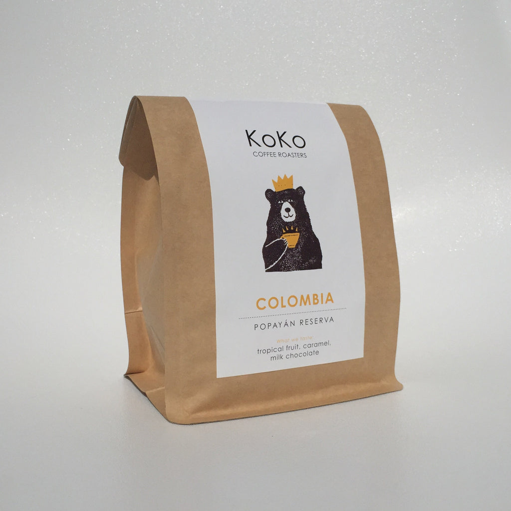 Colombia Popayán Reserva - KoKo Coffee Roasters