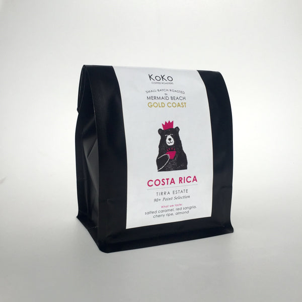 Costa Rica Tirra Estate - KoKo Coffee Roasters
